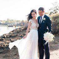 Channing and Jon's San Diego Wedding at Brick