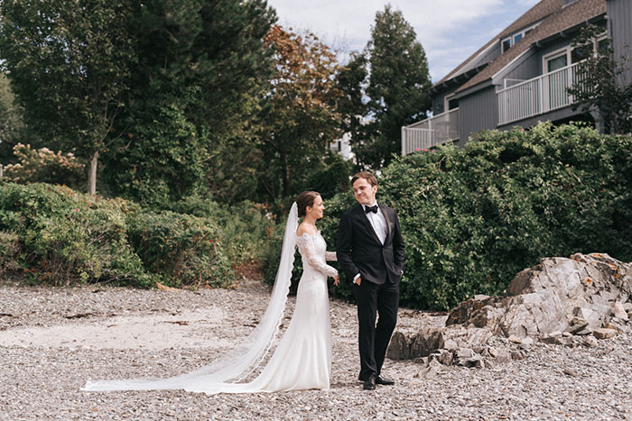 We Selected Our Reception And Ceremony Venues For Their Breathtaking Beauty Views The Intimacy They Both Provided After Visiting Only Two Other