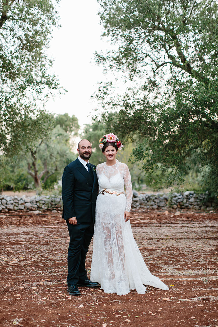 Channeling Frida All Day Was Our Way To Make The Wedding So Very Deeply Personal