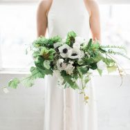 The Beauty of Simplicity Styled Shoot