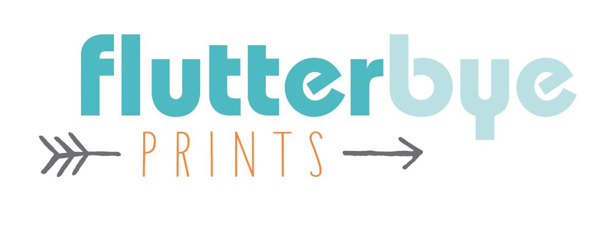 Flutterbye Prints
