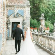 Steffy and Sly's Portuguese Palace Wedding