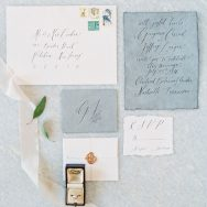 Intimate Garden Elopement Inspiration