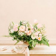 Heirloom Blush Styled Shoot