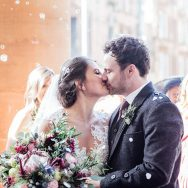 Christina & Paul's Traditional Scottish Wedding