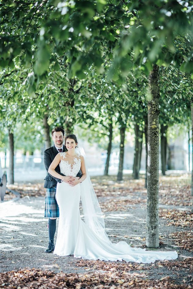Christina & Paul\'s Traditional Scottish Wedding