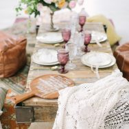 Modern Bridal Brunch Inspiration