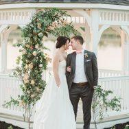 Jamie and Matt's Wedding at Thousand Acre Farm