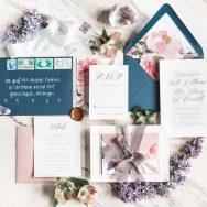 Ethereal Romance Lilac Inspiration Shoot