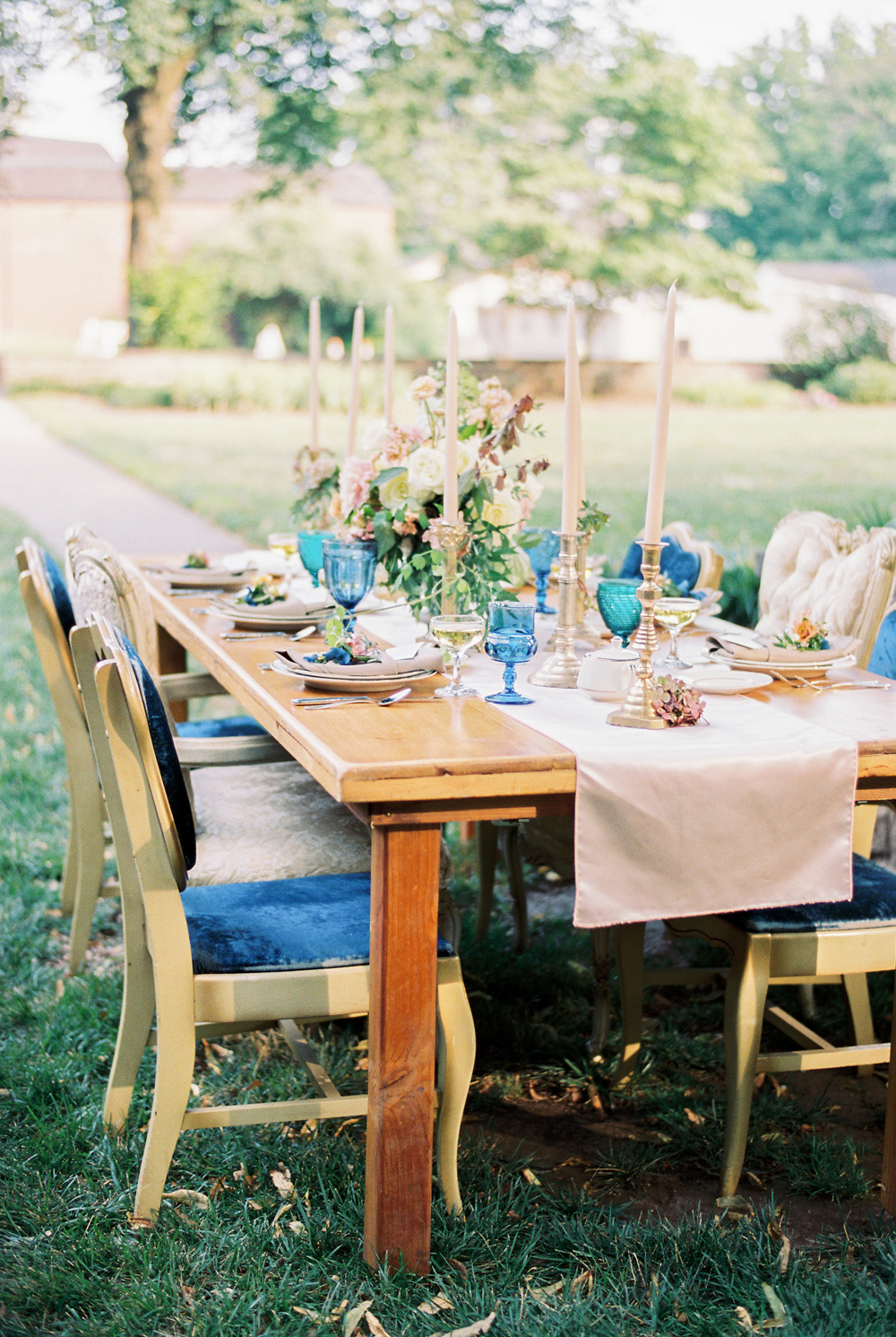art deco garden party inspiration