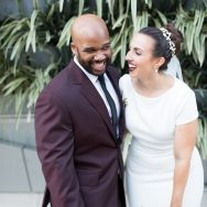 Mia and Mike's wedding at Beatnik Studios