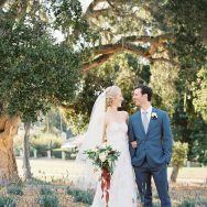 Laura and Scott's wedding at Carmel Valley Ranch