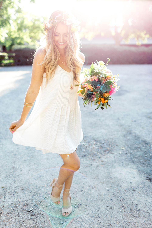 Citrus Bridal Brunch Inspiration | Grey Likes Weddings | Bloglovin\'