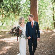 Kayla and Nathan's wedding at Gale Vineyards