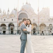 Nesa and Michael's wedding in Venice