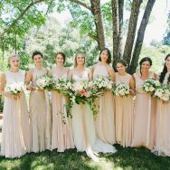 Anika and Jonathan's Garden Wedding in Santa Cruz