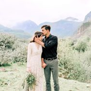 Intertwined Hearts Styled Shoot