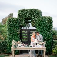 Bailey and Landon's wedding in Rancho Santa Fe