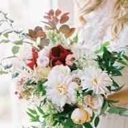 Caroline and Will's wedding at Vinewood Plantation