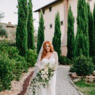 Justyna and Jason's wedding in Tuscany