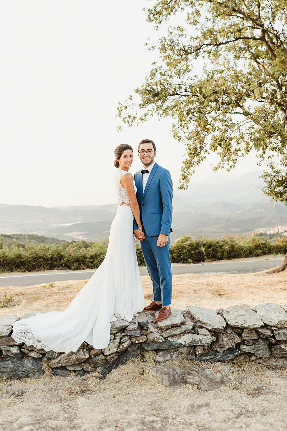 Coline and matthieus wedding weekend in corsica magdalena kernan was behind the lens capturing all the beautiful moments including rehearsal portraits and the morning after beach brunch and we guarantee izmirmasajfo Gallery