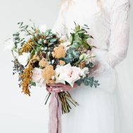 Dreamy Nordic Inspiration shoot