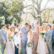 Dani and Macaine's Wedding at Triunfo Creek Vineyards