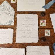 Luxe Garden Wedding Inspiration