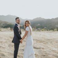 Caroline and Mike's wedding at Triunfo Creek Vineyards