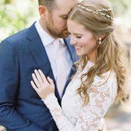 Ashley and Cameron's wedding at Calistoga Ranch