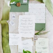 Tuscan Dream in Green Inspiration