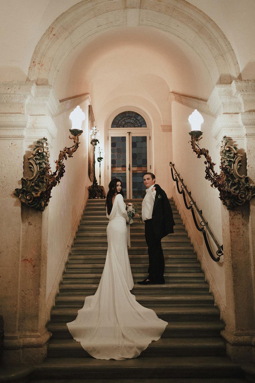 Gabrielle and Benjamin\'s wedding at Vizcaya Museum & Gardens