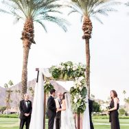 Carly and Dave's wedding at La Quinta Country Club