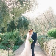 Carolina and Ethan's wedding at Ojai Valley Inn
