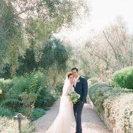 Carolina and Ethan's wedding at Ojai Valley Inn