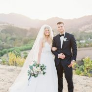 Heather and Michael's wedding at Triunfo Creek Vineyards