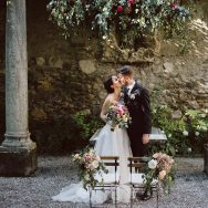 Lucia and Vincenzo's Italian Villa Wedding