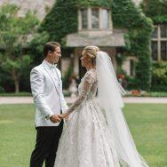 Haley and Jerry's Door County wedding