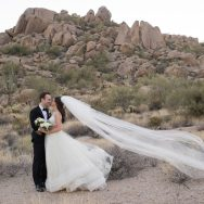 Robyn and Jesse's wedding at Four Seasons Scottsdale
