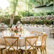 Wendy and Nigel's wedding at Malibu Rocky Oaks