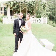 Jillian and Jonathan's wedding at Saint-Gaudens