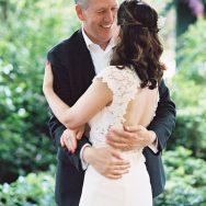 Iris and Michael's wedding at Gamble Gardens