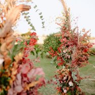 Tuscan Sunset Inspiration Shoot