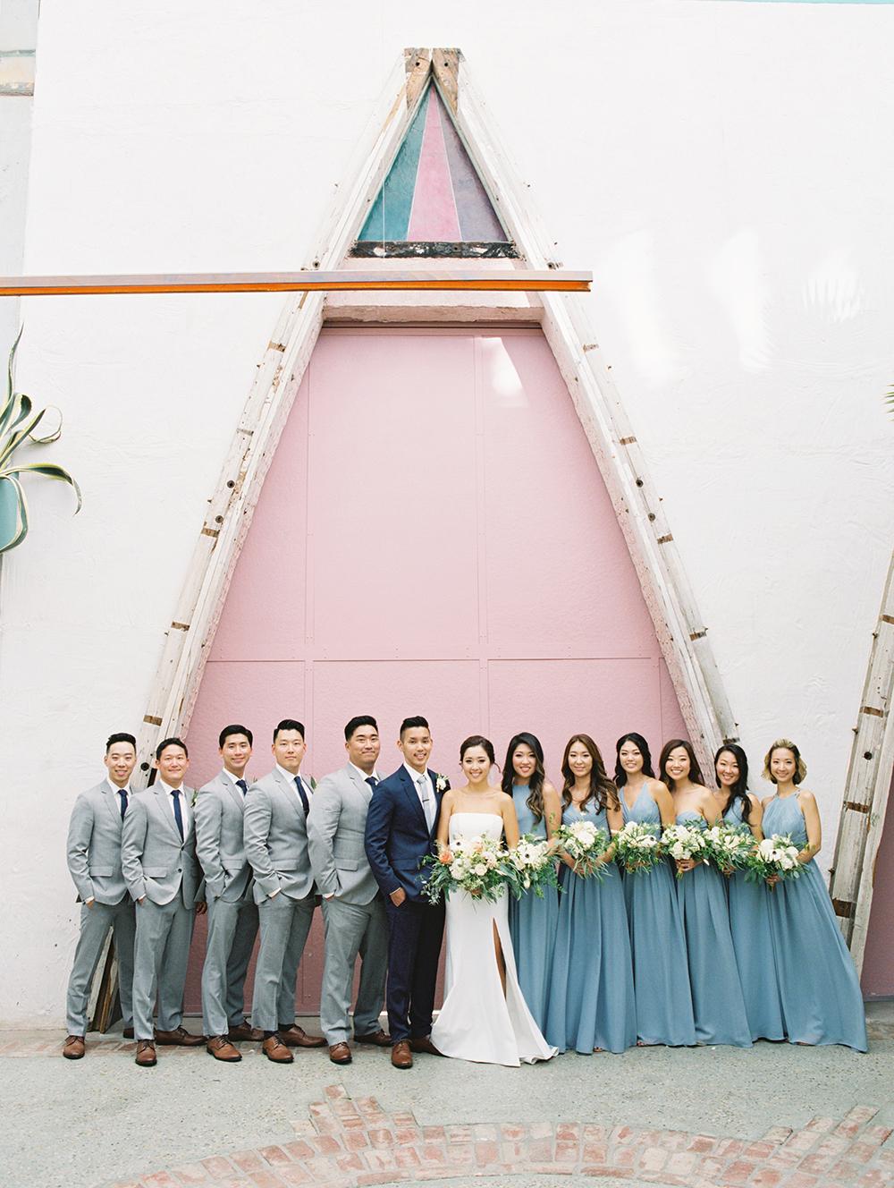 e5f767360ef25 Sylvia and Josh's wedding at The Grass Room | Grey Likes Weddings |  Bloglovin'