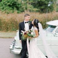 Annmarie and Taylor's Nashville Wedding