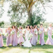 Molly and Ross' Southern Wedding in Napa Valley