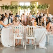 Aislinn and Jon's Tuscan Wedding
