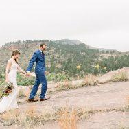 Gena and Jake's Colorado Wedding