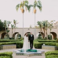 Torrey and James's wedding at San Diego Museum of Art