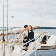 Jenna and Michael's Chesapeake Bay Wedding